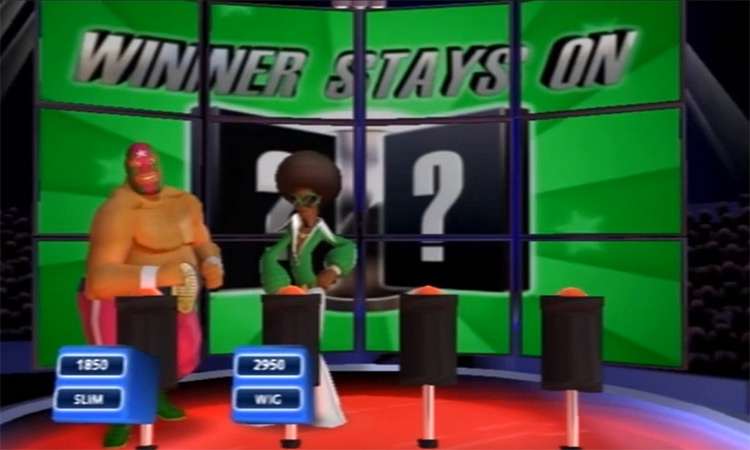 Buzz! The Mega Quiz screenshot