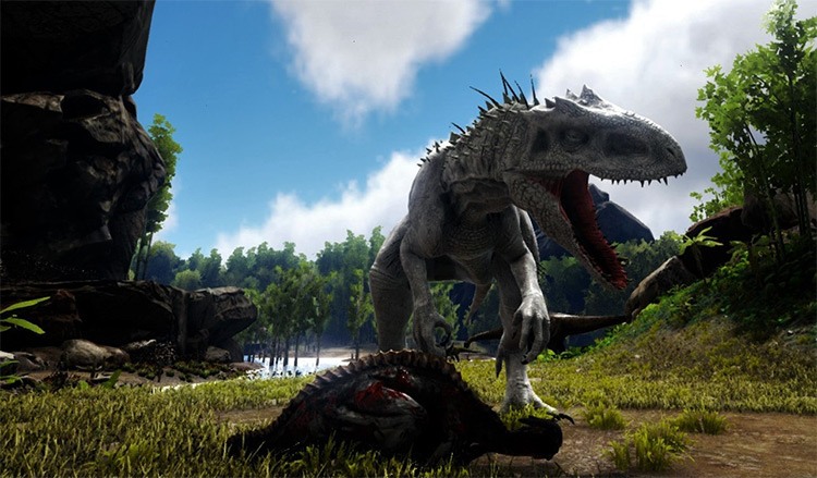 ARK Additions Domination mod