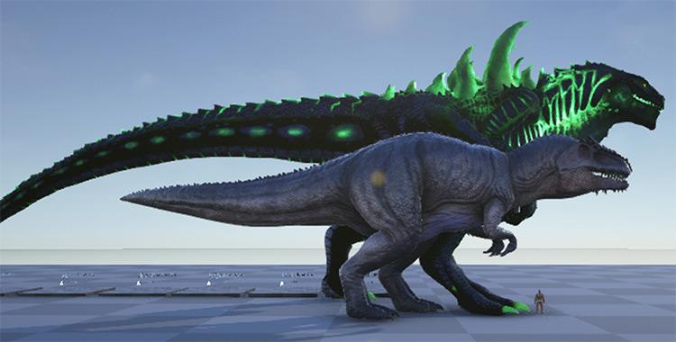 Godzillark Ark mod