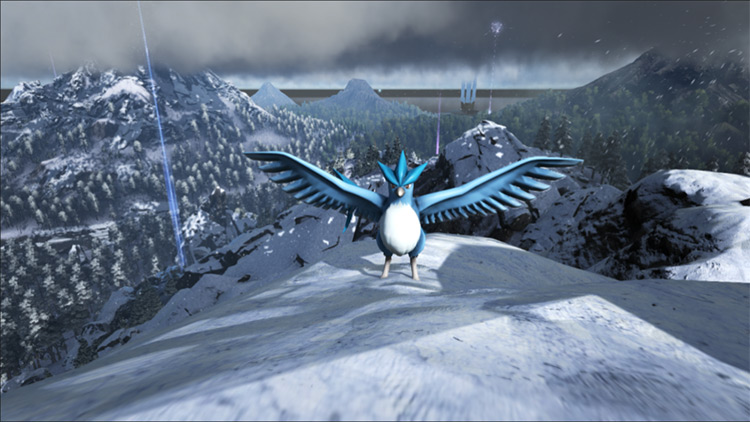 Pokemon Evolved Ark mod