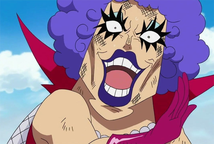 Emporio Ivankov from One Piece
