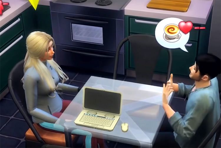 Wicked Whims Sims4 mod