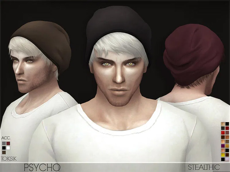 Psycho Hair male mod