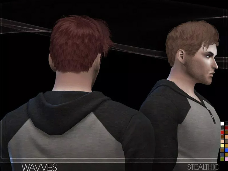 Wavves guy hair mod