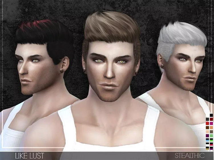 Like Lust Hair mod