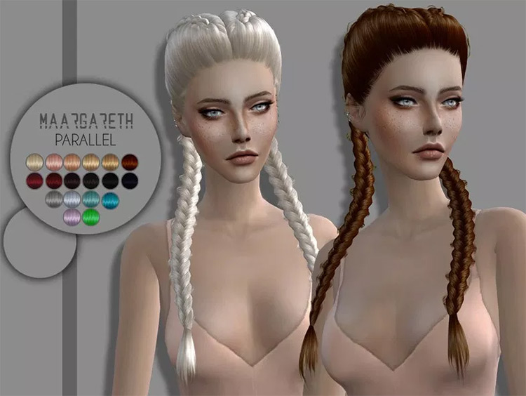 Parallel Hair mod
