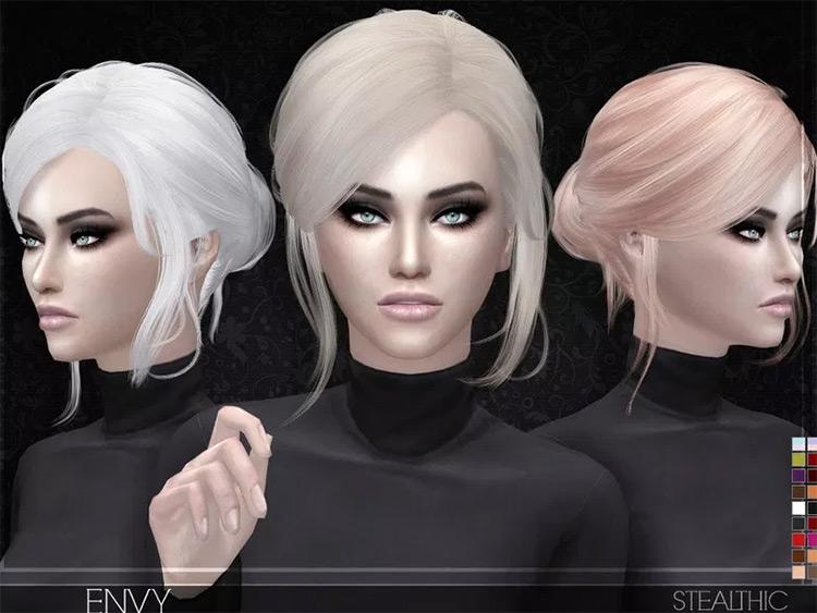 Envy Hair mod
