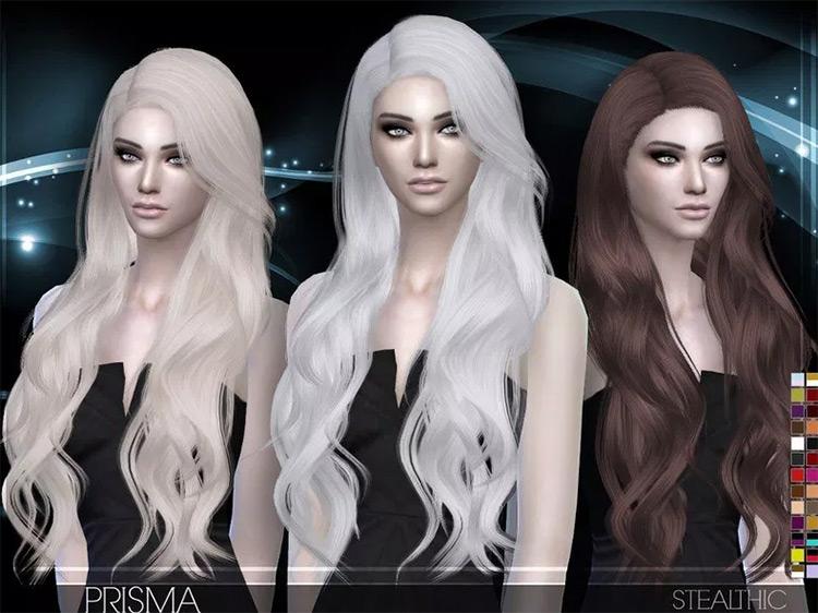Prisma Hair mod