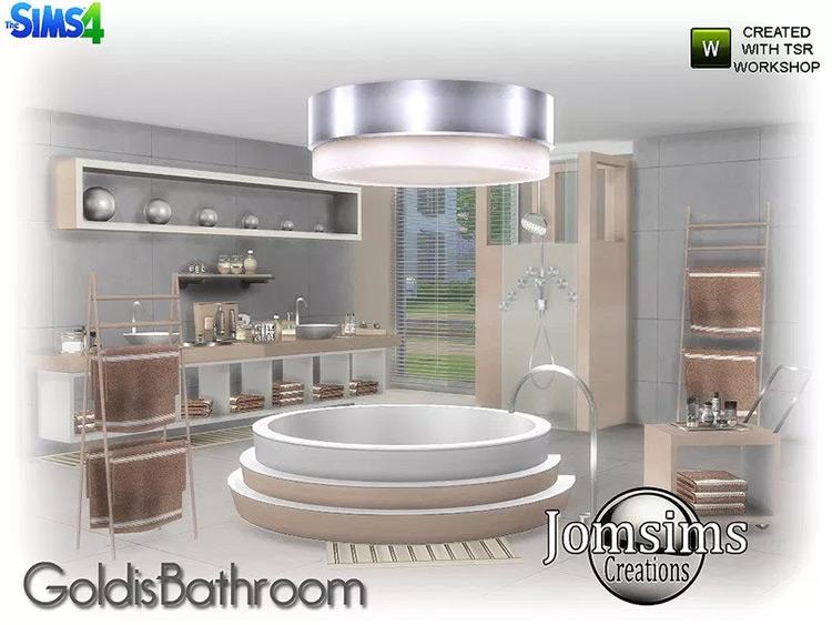 Goldis Bathroom mod