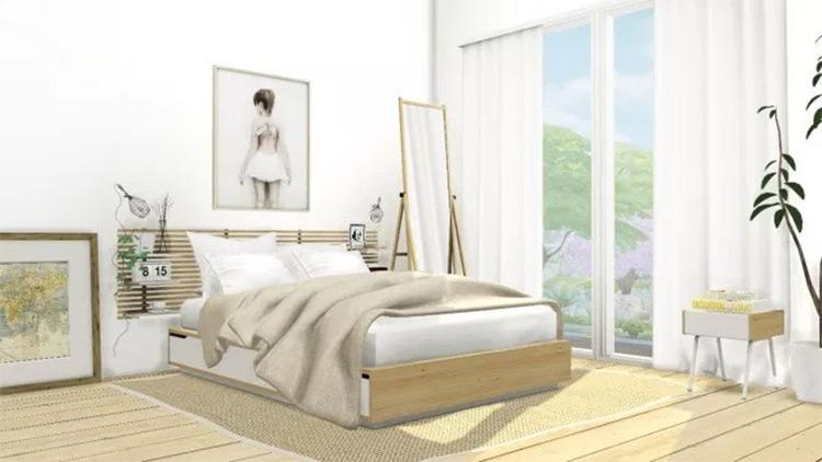 Mandal Bedroom CC pack