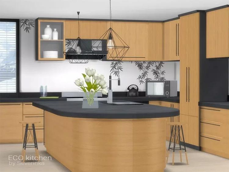 ECO Kitchen Sims4