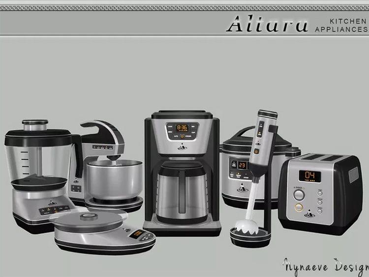 Altara Kitchen Appliances mod
