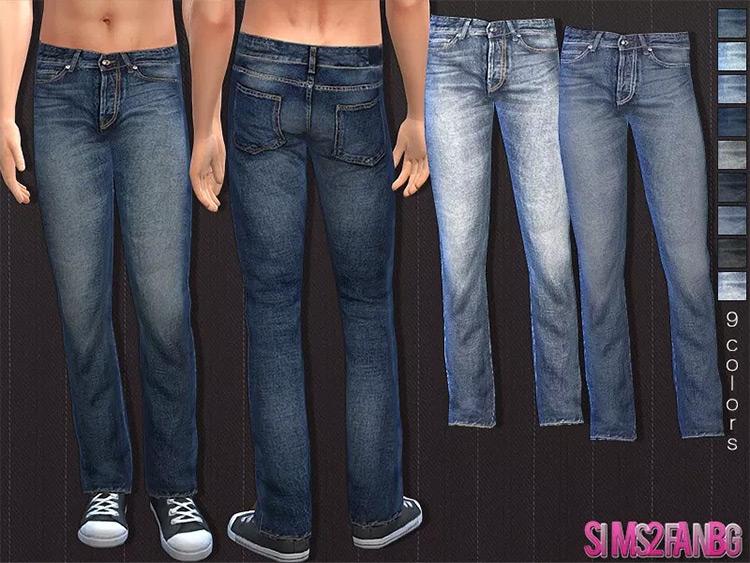 Male Jeans mod