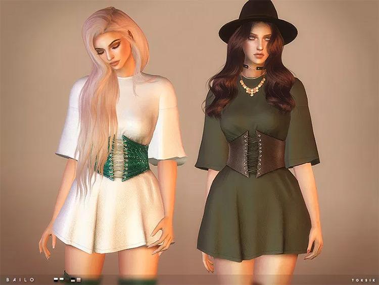 Bailo Dress mod