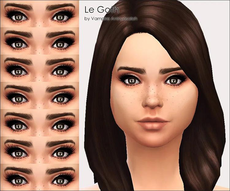 Le Goth 7 Mascaras mod