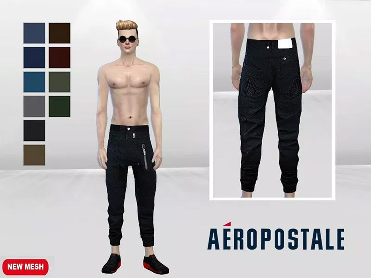 Yoyo Let Loose Pants mod