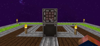 Skyfactory4 mod for Minecraft