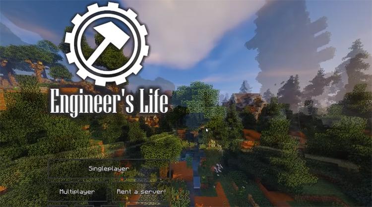 Engineer's Life mod