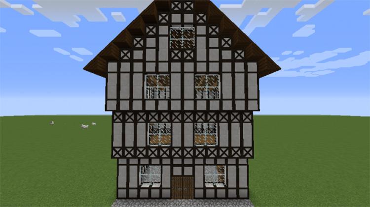 Medieval Architecture mod