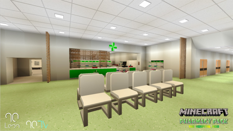 Hospital Mod Pharmacy