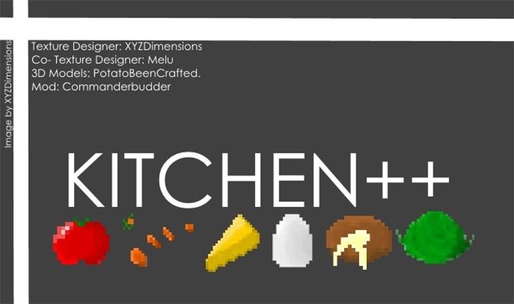 Kitchen ++ mod