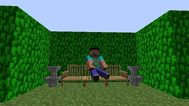 Outdoor Craft for MC mod
