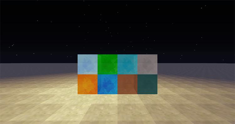 Elemental Items mod