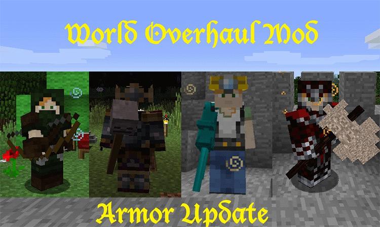 World Overhaul Mod