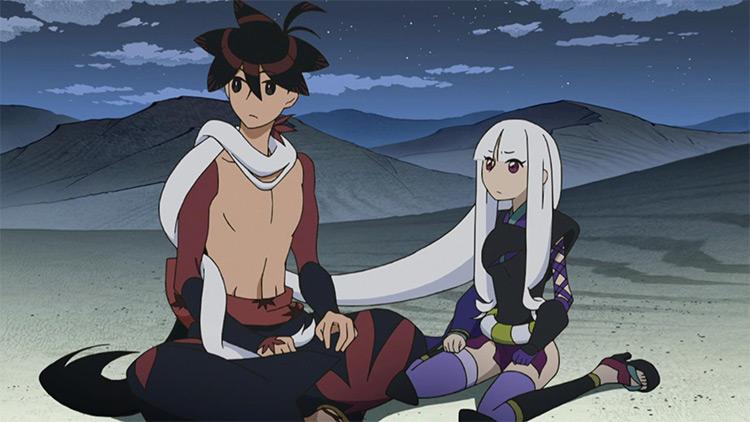 Katanagatari anime