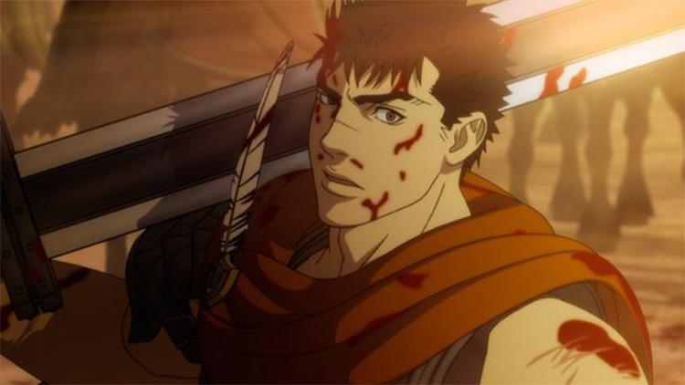 Berserk anime screenshot