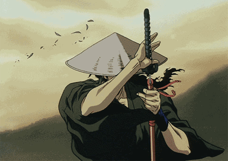 Anime Ninja Scroll