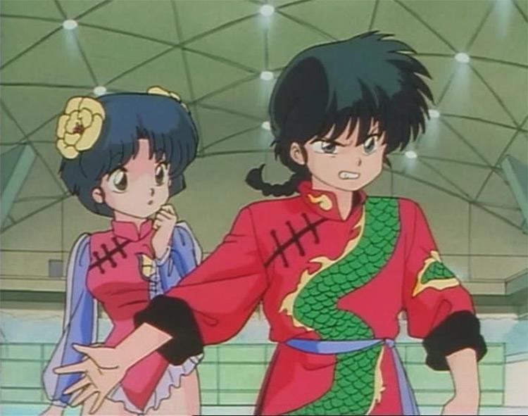 Ranma ½ anime