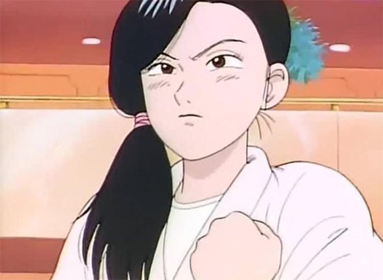 Yawara anime