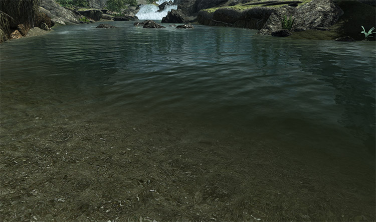 Pure Waters Mod for Skyrim