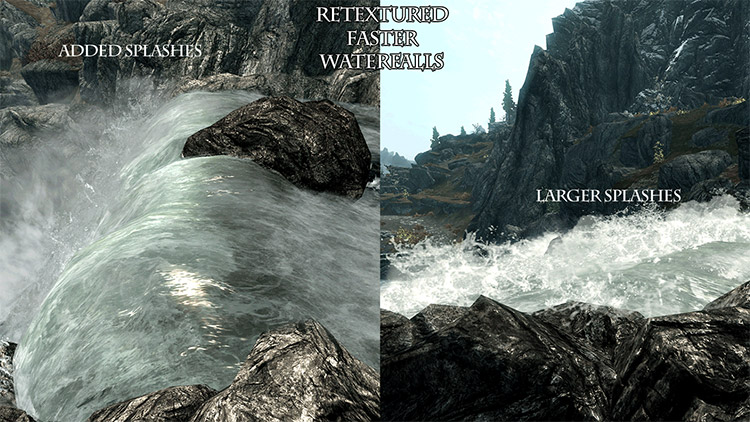 Realistic Water Two Mod for Skyrim