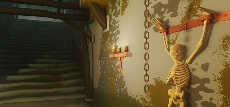 Pixar-style texture overhaul for Skyrim - ASO Mod