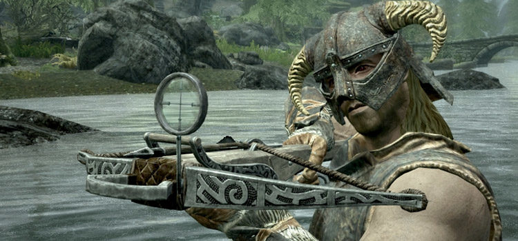 Skyrim: Best Crossbow & Bolt Mods To Try (All Free)