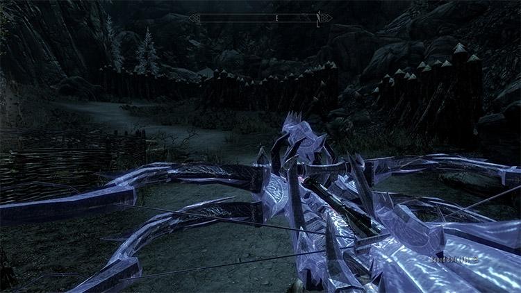 Bound Crossbows Skyrim Mod Screenshot