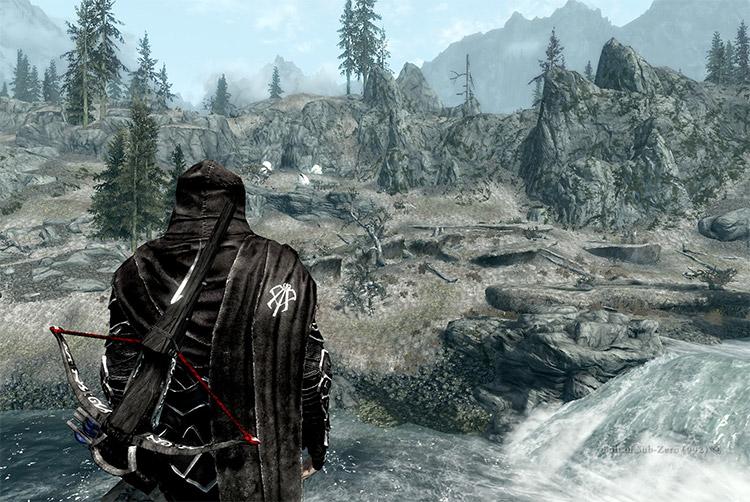 Legendary Skyrim Crossbows Mod Screenshot