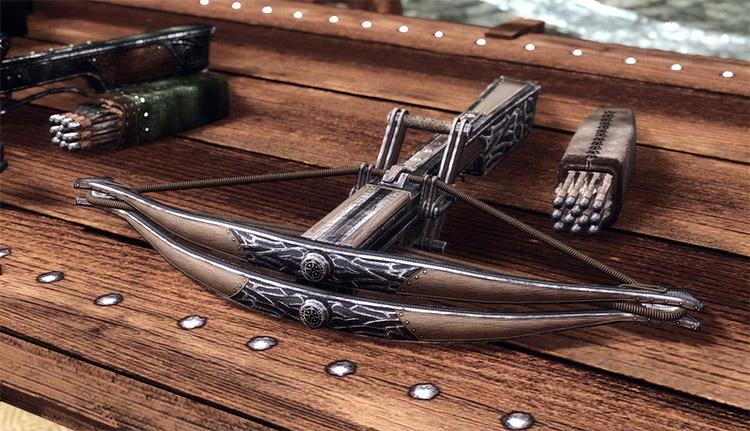 Easy Faction Crossbows in Skyrim