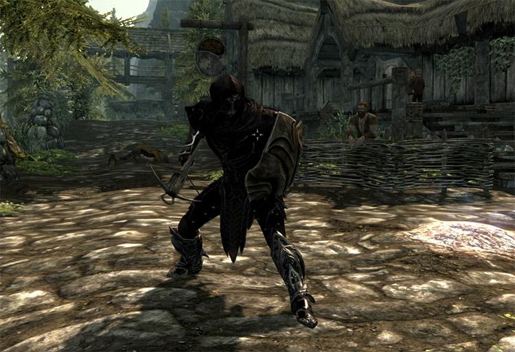 Skyrim One-Handed Crossbows Mod