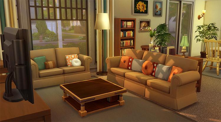 Pillow Galore Collection Sims 4 CC