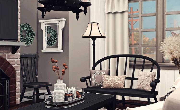 Autumn Vibe Set Sims 4 CC