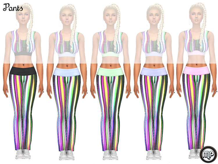MP Yoga Pants for Sims 4
