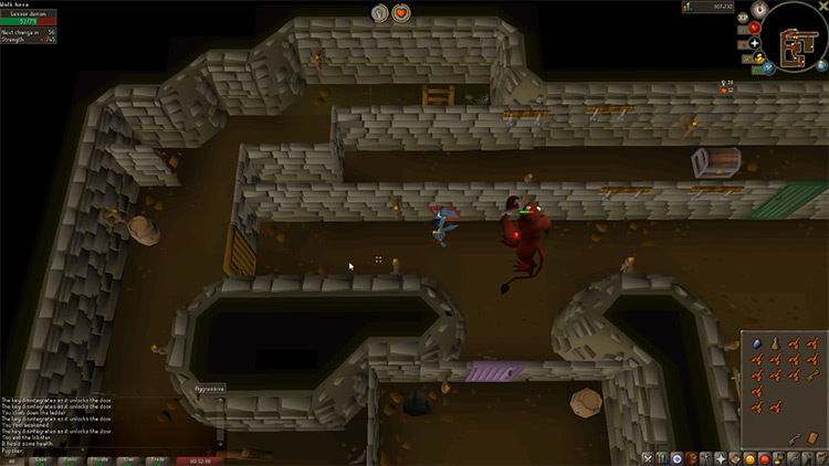 Dragon Slayer Quest in OSRS