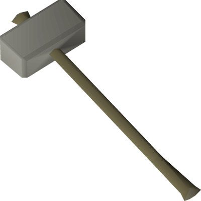 OSRS Granite Maul Weapon Preview