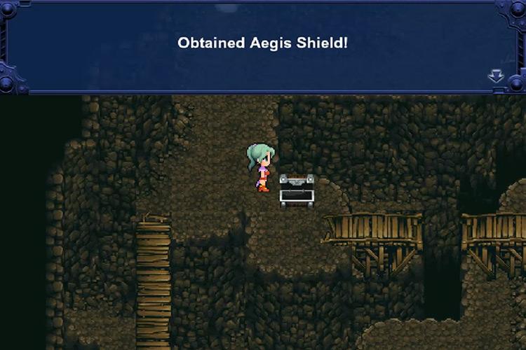 Aegis Shield in FFVI