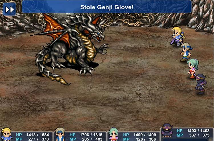 Genji Glove Steal in FF6