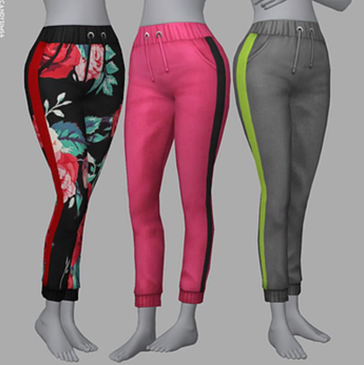 Lazy Pants TS4 CC