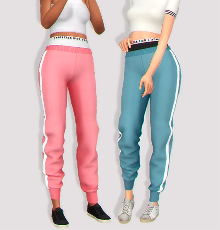 Baggy Sweats Sims 4 CC